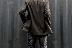 Darkest Olive Bill Blass Blazer