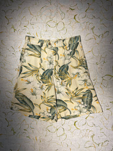 Silk Palma Wide Leg Shorts Size 8