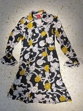 Load image into Gallery viewer, Oscar De La Renta Bellsleeve Dress Size 10