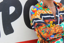 Load image into Gallery viewer, '90s Miami Bold Buttondown