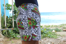 Load image into Gallery viewer, '90s Adidas Originals Geometric Print Shorts