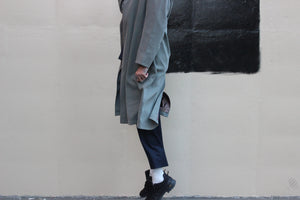 The Slate Gray Trench