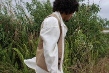 Load image into Gallery viewer, Moroccan Beige Vest