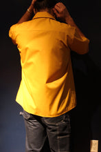 Load image into Gallery viewer, Vintage Mustard Mechanic Shirt