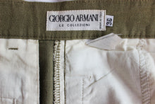 Load image into Gallery viewer, Giorgio Armani Olive Pant