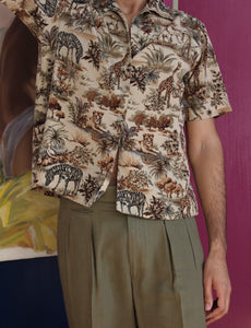 African Safari Shirt