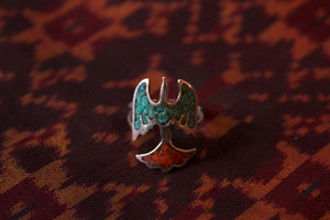 Native American Thunderbird Ring
