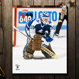 Allan Bester Pre-Order Toronto Maple Leafs Autographed 8x10 (1)