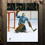Les Binkley Pre-Order Pittsburgh Penguins Autographed 16x20 (1) - SportAuthentix