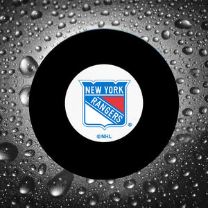 Mike Richter Pre-Order New York Rangers Autographed Puck