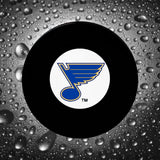 Guy Carbonneau Pre-Order St. Louis Blues Autographed Puck