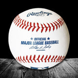 Pat Borders Pre-Order Rawlings Official Major League Autographed Baseball
