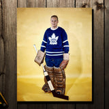 Ed Chadwick Pre-Order Toronto Maple Leafs Autographed 8x10 (2)
