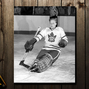Ed Chadwick Pre-Order Toronto Maple Leafs Autographed 16x20 (1)