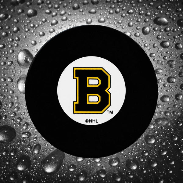 Ed Chadwick Pre-Order Boston Bruins Autographed Puck
