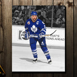 Wendel Clark Pre-Order Toronto Maple Leafs Autographed 8x10 (1)