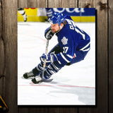 Wendel Clark Pre-Order Toronto Maple Leafs Autographed 8x10 (3)