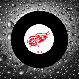 Wendel Clark Pre-Order Detroit Red Wings Autographed Puck