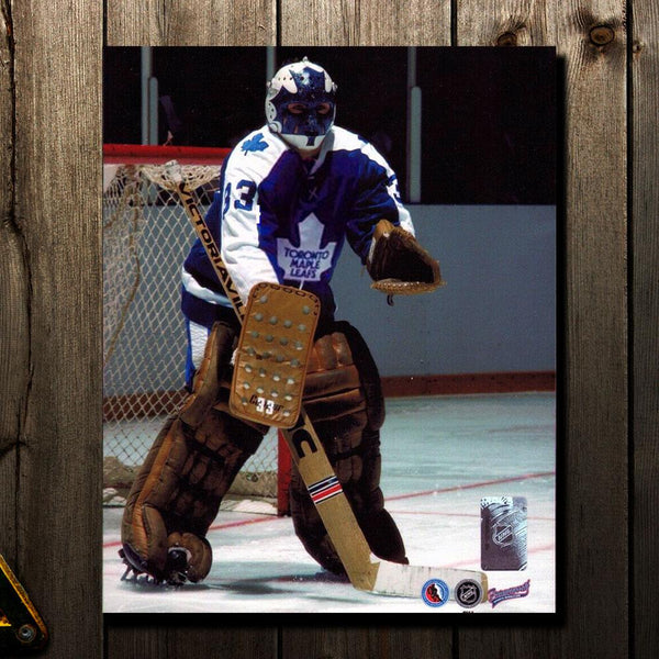 Doug Favell Pre-Order Toronto Maple Leafs Autographed 16x20 (1)