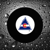 Doug Favell Pre-Order Colorado Rockies Autographed Puck