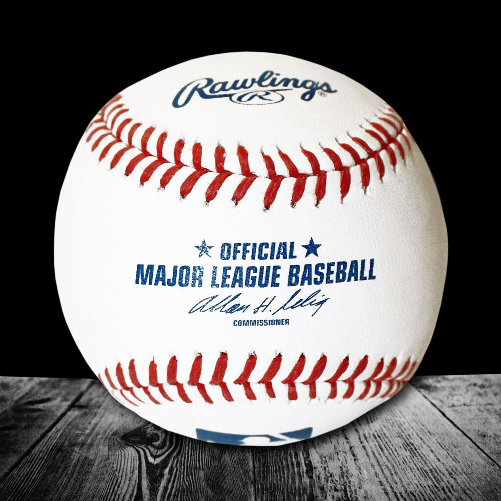 Cito Gaston Pre-Order Rawlings Official Major League Autographed Baseball