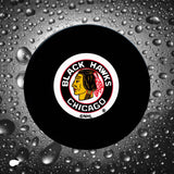 Glenn Hall Pre-Order Chicago Blackhawks Autographed Puck