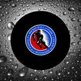 Glenn Hall Pre-Order Hockey Hall Of Fame Autographed Puck