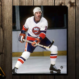 Billy Harris Pre-Order New York Islanders Autographed 8x10 (1)
