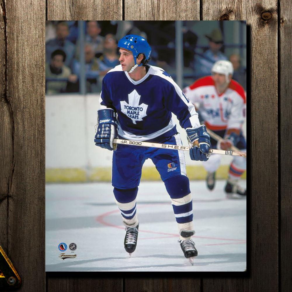Billy Harris Pre-Order Toronto Maple Leafs Autographed 8x10 (1)