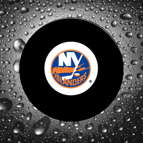 Bob Nystrom Pre-Order New York Islanders Autographed Puck