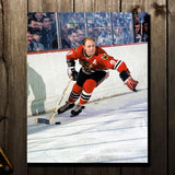Bobby Hull Pre-Order Chicago Blackhawks Autographed 8x10 (1)
