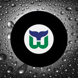 Bobby Hull Pre-Order Hartford Whalers Autographed Puck