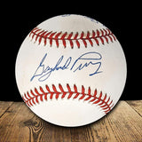 300 WINS Autographed MLB Official Major League Baseball