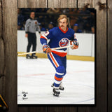 Bob Nystrom Pre-Order New York Islanders Autographed 8x10 (1)