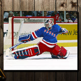 Mike Richter Pre-Order New York Rangers Autographed 8x10 (2)