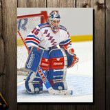 Mike Richter Pre-Order New York Rangers Autographed 8x10 (3)