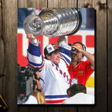 Mike Richter Pre-Order New York Rangers Autographed 8x10 (4)