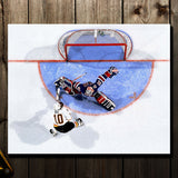 Mike Richter Pre-Order New York Rangers Autographed 16x20 (4)