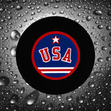 Mike Richter Pre-Order Team USA Autographed Puck