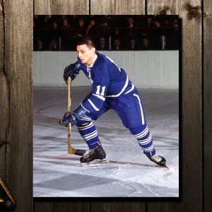 Brit Selby Pre-Order Toronto Maple Leafs Autographed 8x10 (1)