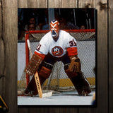 Billy Smith Pre-Order New York Islanders Autographed 8x10 (3)