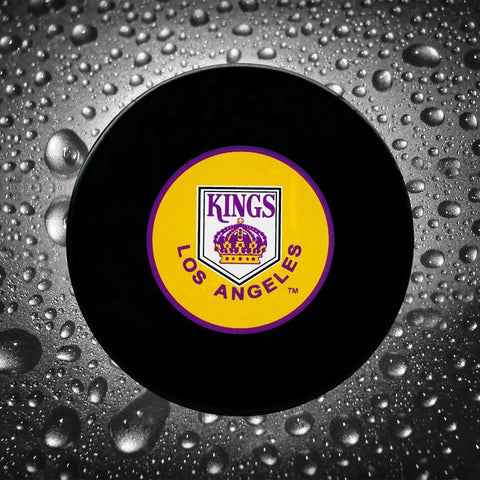 Billy Smith Pre-Order Los Angeles Kings Autographed Puck