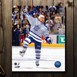 Darcy Tucker Pre-Order Toronto Maple Leafs Autographed 16x20 (2)