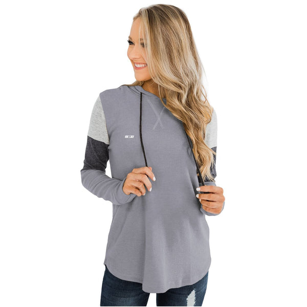 Women's Long Sleeve Shirts & Hoodies