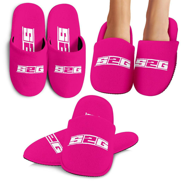 S2G House Slippers Pink