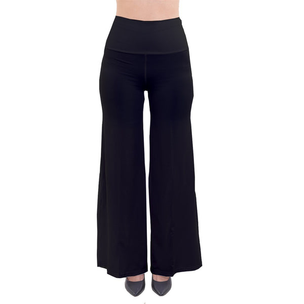 S2G So Vintage Palazzo Pants Black