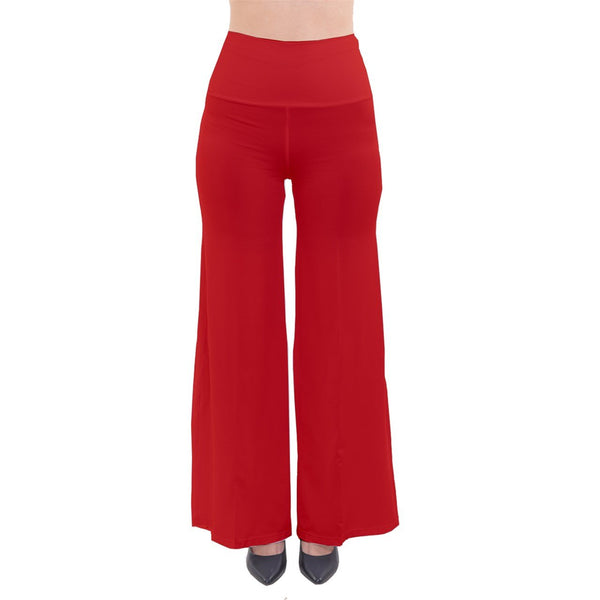 S2G So Vintage Palazzo Pants Red