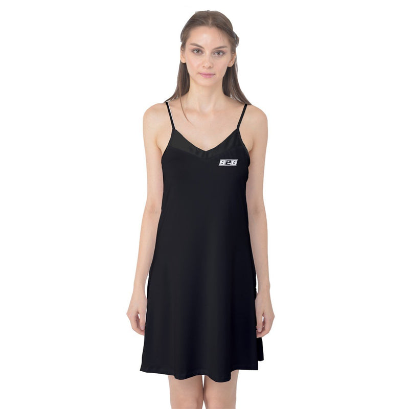 S2G Black Camis Nightgown