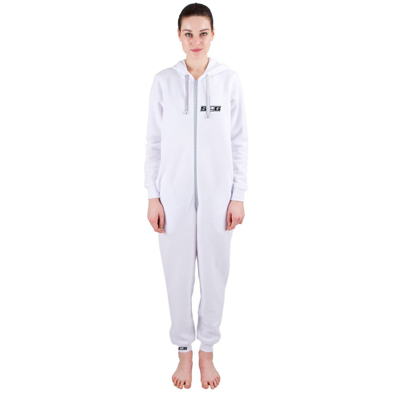 S2G White Hooded Onsie (ladies)