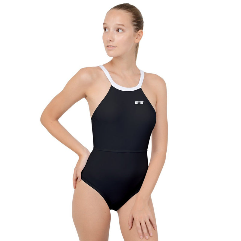 S2G Curvy High Neck One Piece Swimsuit